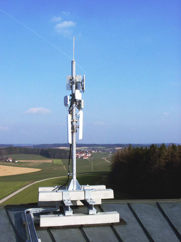 Point-to-Point and Point-to-Multipoint installation in Germany