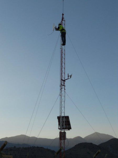 Installation in Chile
