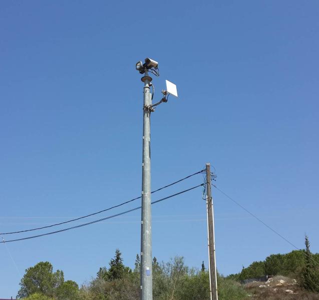 Israeli Army installation