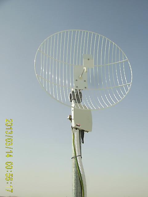 Installation in IDF base