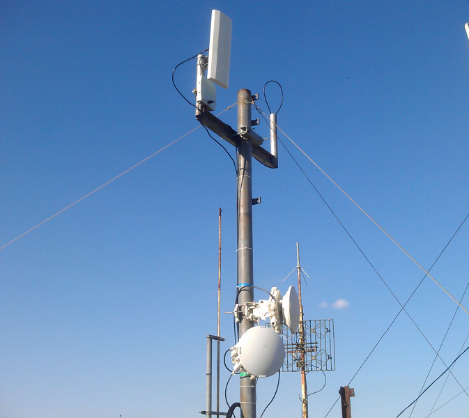 PTMP installation in Russia